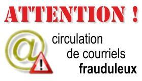 La DGFiP Informe Les Contribuables De Lexistence Courriels Frauduleux