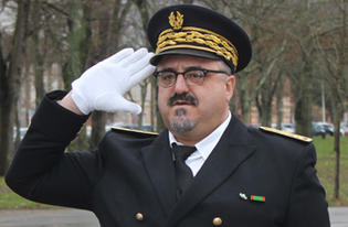 Le préfet Pierre BESNARD prend ses fonctions